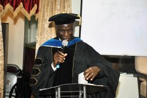 PWDI 2014 - Board Dr. Isaac Arku #1