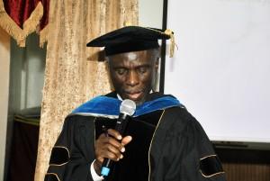 PWDI 2014 - Board Dr. Isaac Arku #2