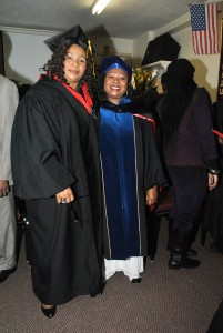 PWDI 2014 - Dr. Pauline & Bishop Rosemary