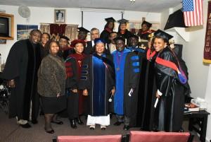 PWDI - Board & Graduates 2014