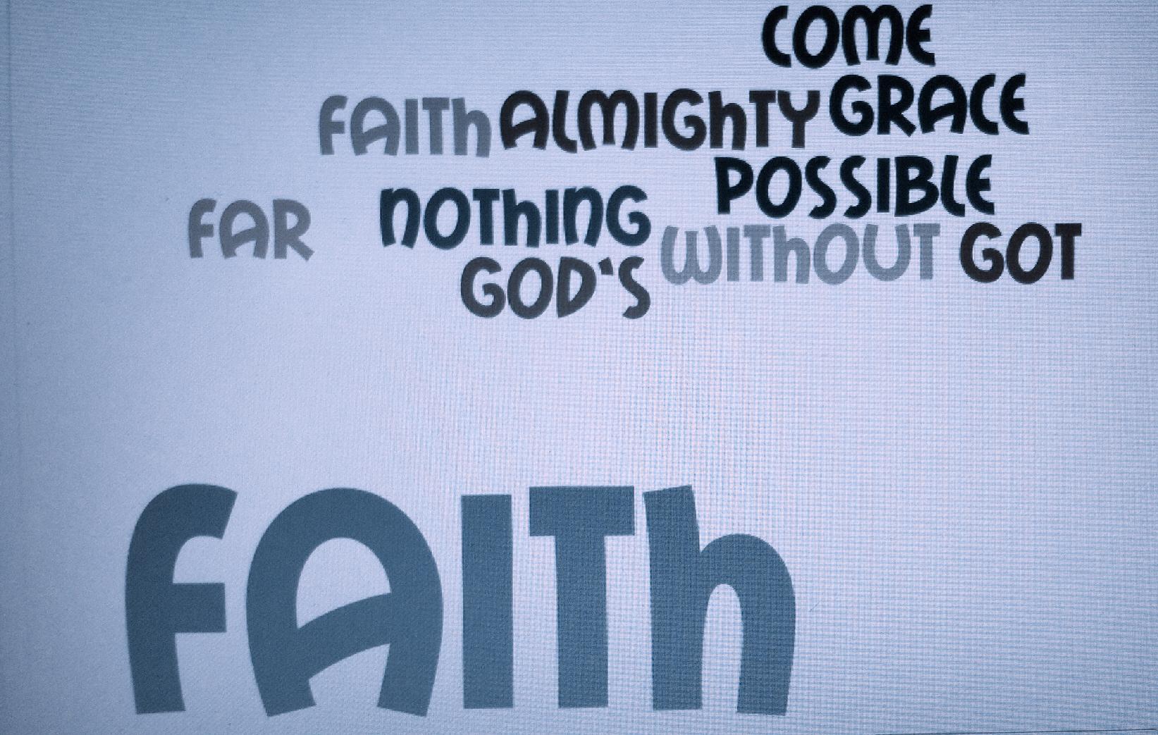 We've Come This Far By Faith!!!!!!!