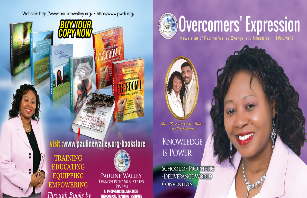 The 2014 Deliverance Newsletter – An Awesome Delivery