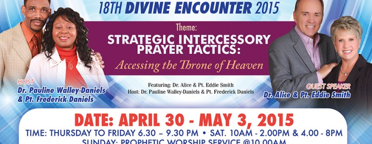 18th divine encounter front