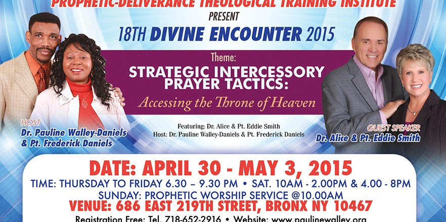18th Divine Encounter 2015