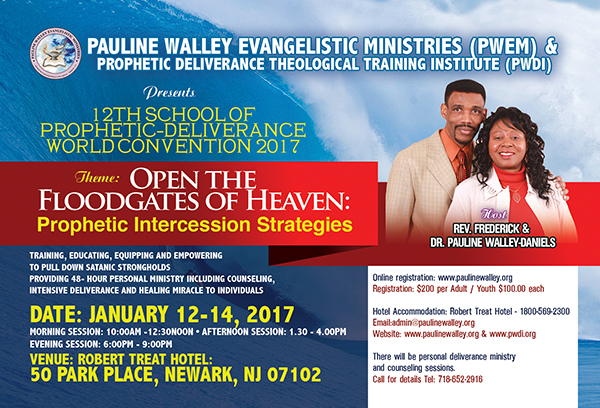New Jersey World Convention 2017