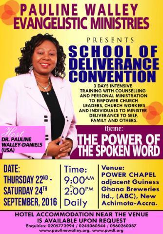 SOD Convention Ghana!!!