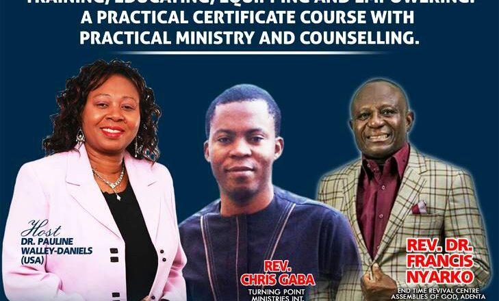 Ghana School of Prophets 2017