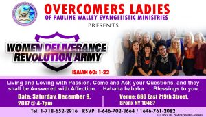 Women Deliverance Revolution Army