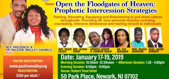 Open the Floodgates of Heaven: Prophetic Intercession Strategies