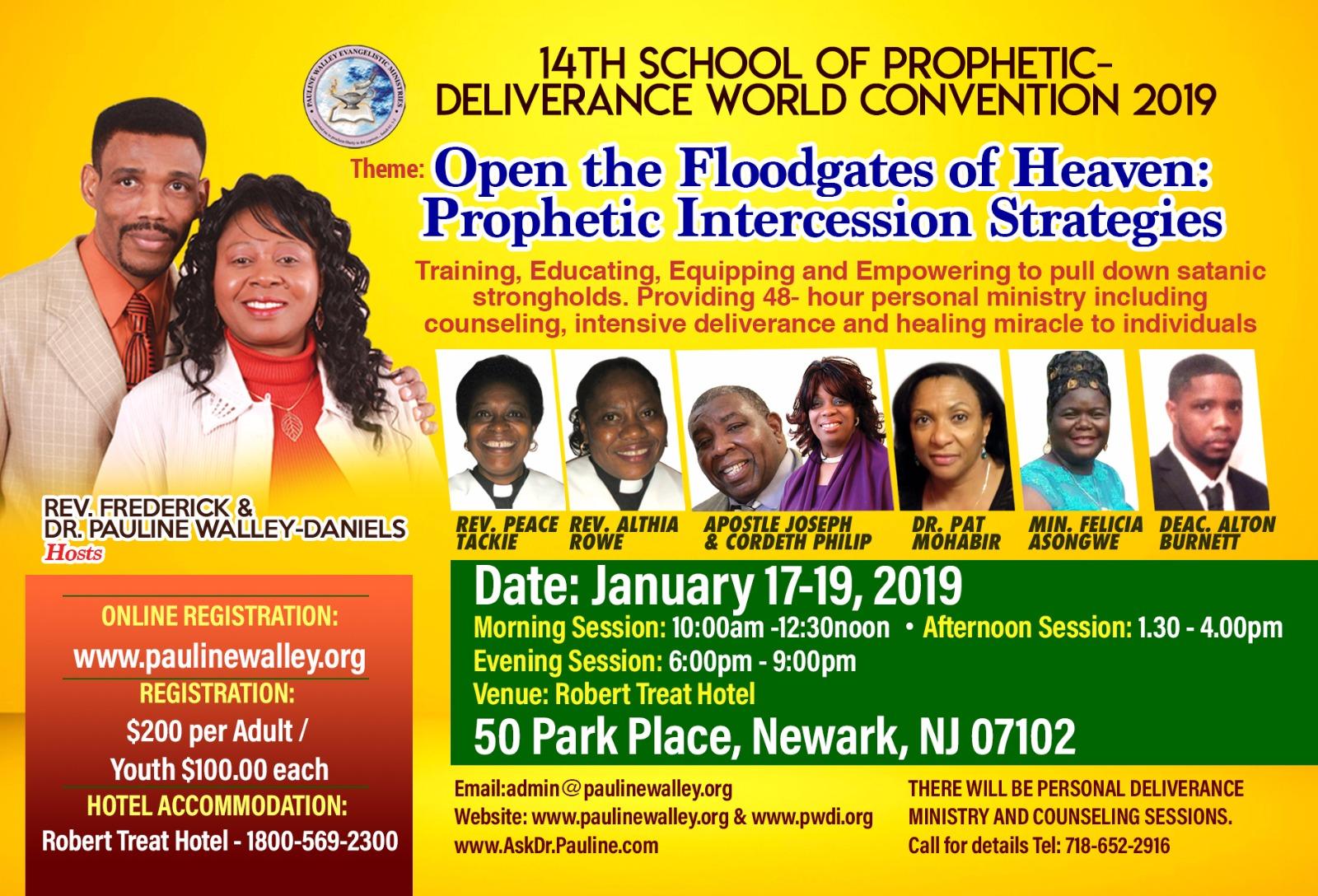 Open the Floodgates of Heaven: Prophetic Intercession Strategies