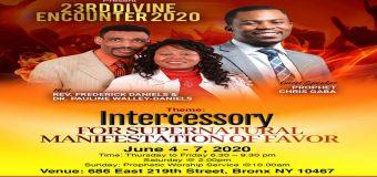 23rd Divine Encounter 2020