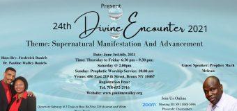 24th Divine Encounter 2021